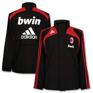 08-09 AC Milan Rain(All Weather) Jacket