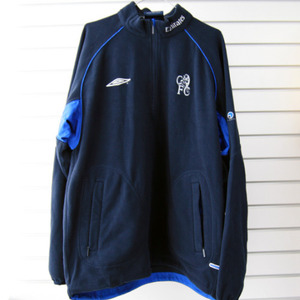 04-05 Chelsea Harf-Zip Training Sweat Top