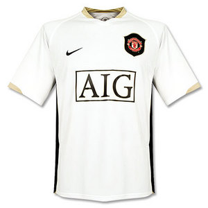 06-07 Manchester United Away