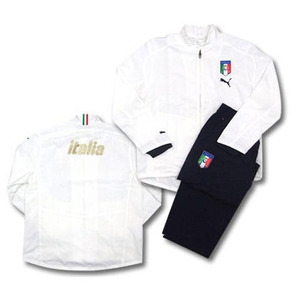 08-09 Italy Woven Track Suit
