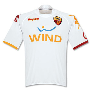 08-09 AS Roma Away(Player Issue Version) + 23 MONTELLA