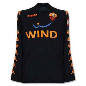 08-09 AS Roma 3rd L/S(Player Issue Version)