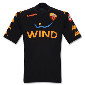 08-09 AS Roma 3rd(Player Issue Version) + 5 MEXES