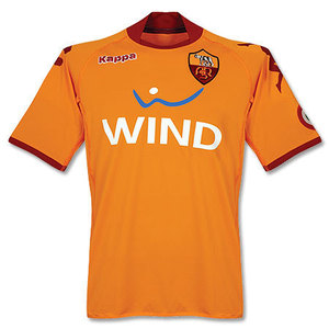 08-09 AS Roma Home GK (Player Issue Version)
