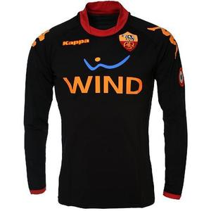 08-09 AS Roma 3rd GK L/S(Player Issue Version)