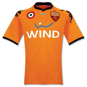 07-08 AS Roma Home GK (Player Issue Version) + 32 DONI