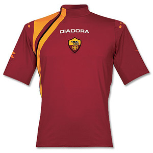 05-06 AS ROMA Home + 10 TOTTI (Size:L)