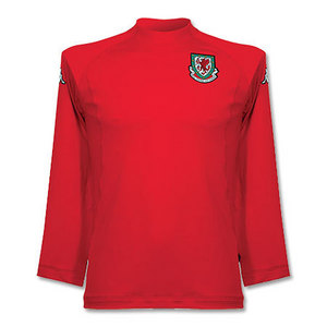 04-06 Wales Home L/S + 11 GIGGS