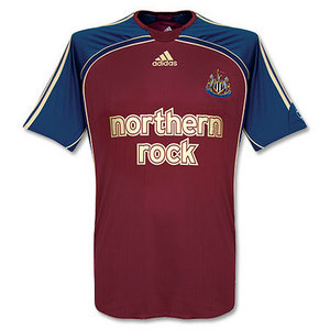 06-07 Newcastle Away Boys