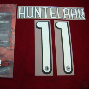09-10 Ac Milan Home HUNTELAAR (OFFICIAL)