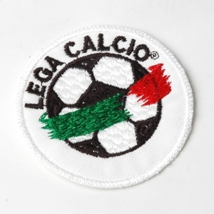 98~03 Calcio Serie A Embroidered Patch