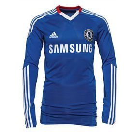 [Order]10-11 Chelsea Home L/S (TECHFIT / Player Issue)