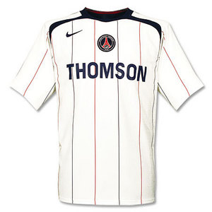 05-06 Paris Saint Germain Away Boys