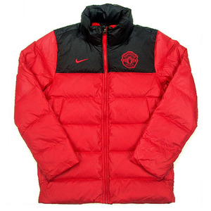 11-12 Manchester United Basic Down Jacket