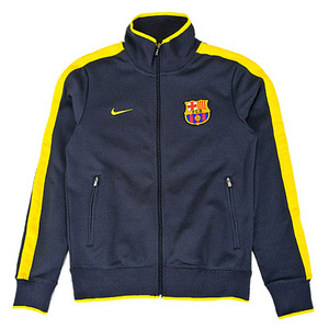 11-12 Barcelona(FCB) Authentic UCL(Champions League) N98 Jacket