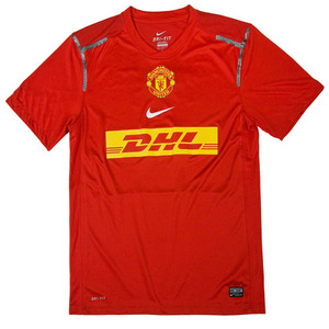11-12 Manchester United Pre-Match Training Top III
