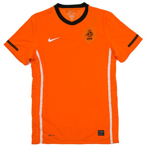 10-11 Holland Home Authentic jersey - Limit Edition