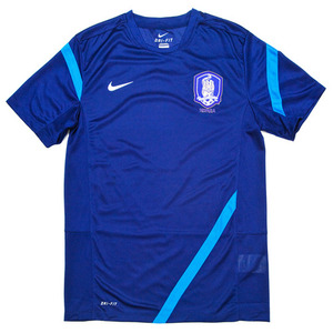 12-13 Korea Training Top(Blue)