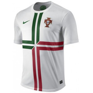 [Order]12-13 Portugal Away Authentic Jersey
