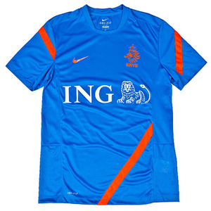12-13 Holland Training Top