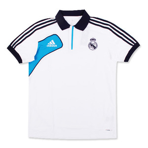 12-13 Real Madrid Polo Shirt