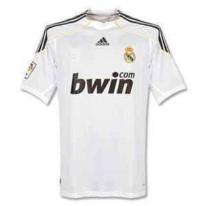 [Order]09-10 Real Madrid UCL(Champions League) Home