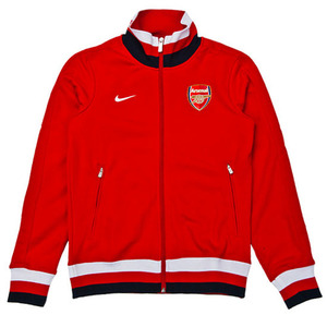 12-13 Arsenal Authentic N98 Jacket