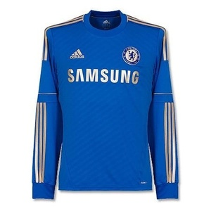 [Order]12-13 Chelsea(CFC) Home L/S