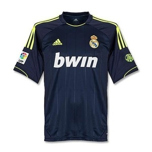 12-13 Real Madrid Away - 110 Years Anniversary