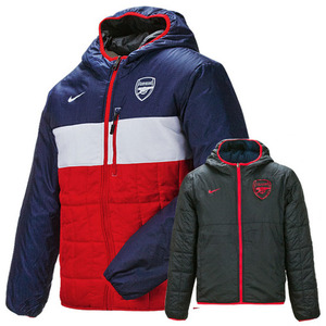 12-13 Arsenal Flip-It Reversible  Jacket
