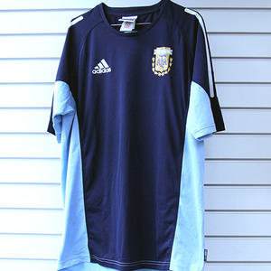 02-04 Argentina Trainig Shirt