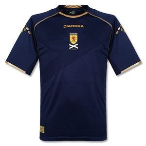 [중고][Used] 07-08 Scotland Home