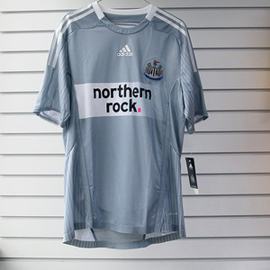 08-09 Newcastle United 3rd (Authentic / Player Issue / FORMOTION)