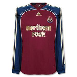 06-07 Newcastle Away L/S (Authentic / Player Issue)