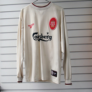 [중고][Used] 96-97 Liverpool Away L/S