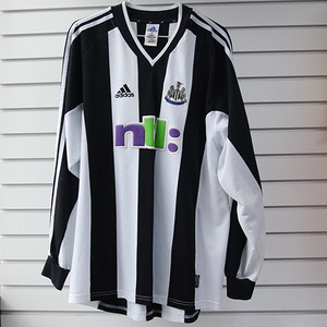 [중고][Used] 01-03 Newcastle Home L/S