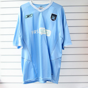 [중고][Used] 03-04 Manchester City Home
