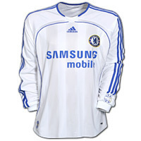 06-07 Chelsea Away L/S (Authentic / Player Jersey / FORMOTION)