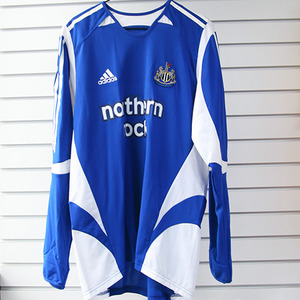 05-06 Newcastle 3rd L/S (Authetic/Player Issue)