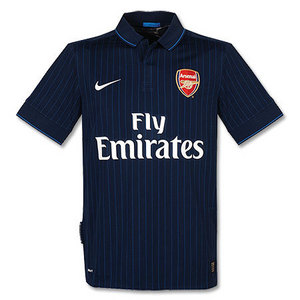 09-10 Arsenal UCL(Champions League) Away(10-11 3rd) + 23 ARSHAVIN + Chmapions League + RESPECT Patch