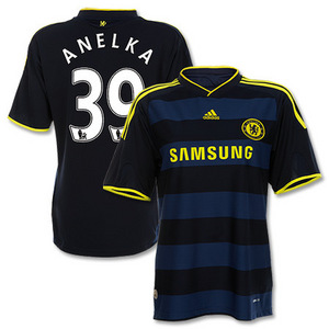 09-10 Chelsea Away (Authentic / Player Issue / FORMOTION)