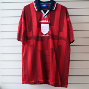[중고][Used] 97-99 England Away