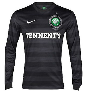 [Order] 12-13 Celtic Away L/S  (125 Yrs Anniversary)