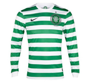 [Order] 12-13 Celtic Boys Home L/S(125 Yrs Anniversary / No Sponsor) - KiDS