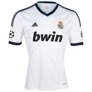 [Order]12-13 Real Madrid UCL(UEFA Champions League) Home - 110 Years Anniversary