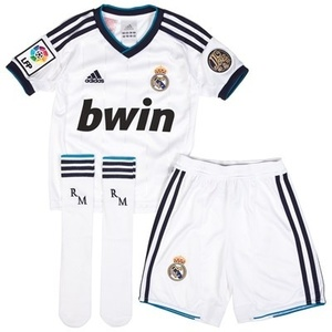 [Order]12-13 Real Madrid(RMC) Home MINI KIT (110 Years Anniversary ) - KIDS