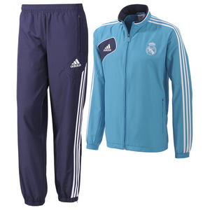 [Order] 12-13 Real Madrid Training Presentation Tracksuit - SKY