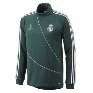[Order] 12-13 Real Madrid(RMC) UCL(UEFA Champions League) Training Top - GREEN (FORMOTION)