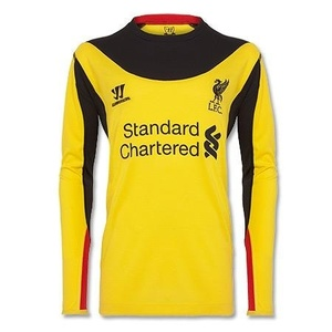 [Order] 12-13 Liverpool(LFC) Boys Away GK - KIDS