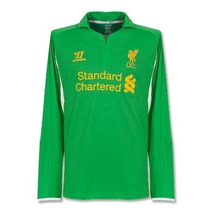 [Order] 12-13 Liverpool(LFC) Boys Home GK - KIDS